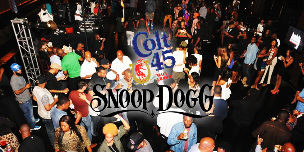 "Colt 45 ""BET Hip Hop Awards After Party, hosted by Snoop Dogg"""