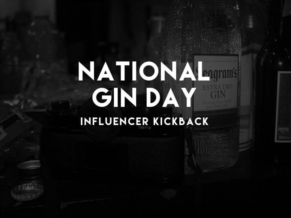 National Gin Day 01
