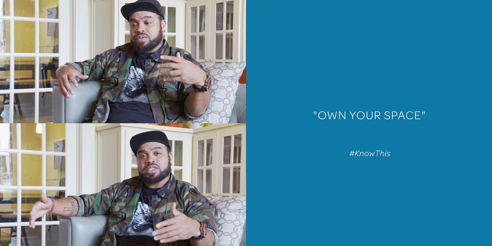 BEMTALKS™: OWN YOUR SPACE