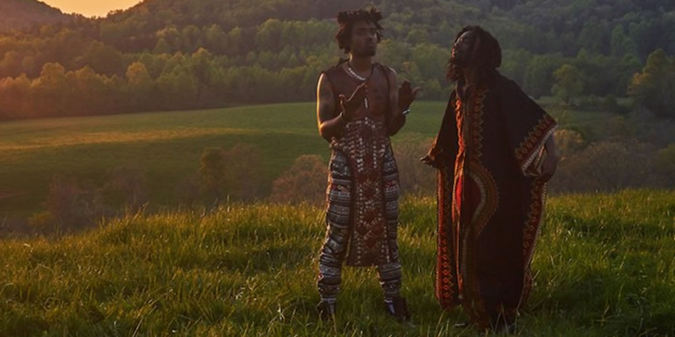 "EarthGang & OG Maco ""Friday"""