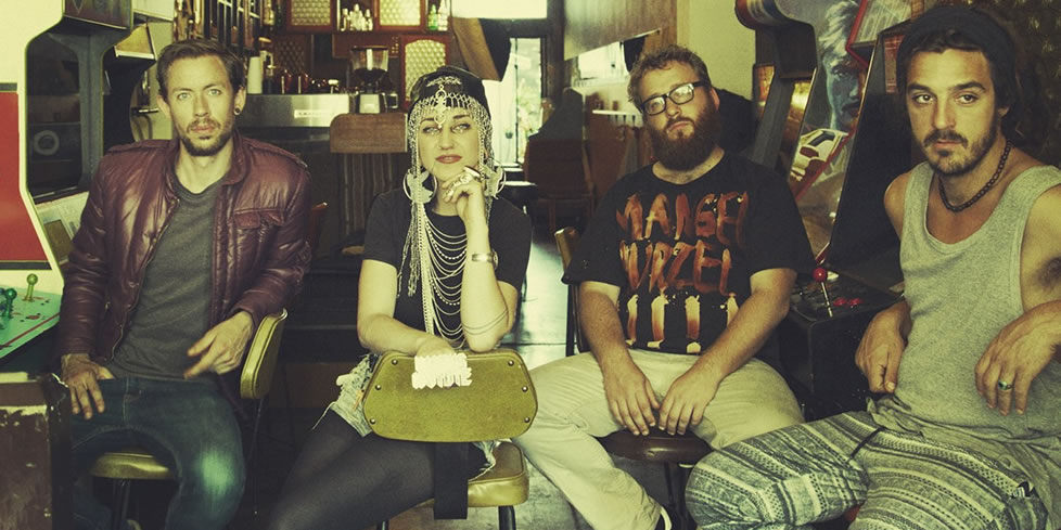 Hiatus Kaiyote @ The Loft