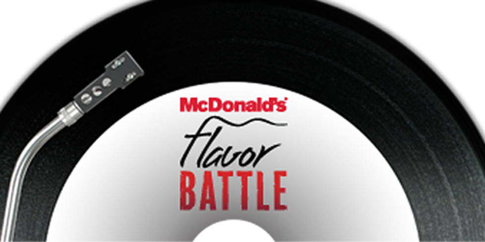 "Complex Media ""McDonald's Flavor Battle"""