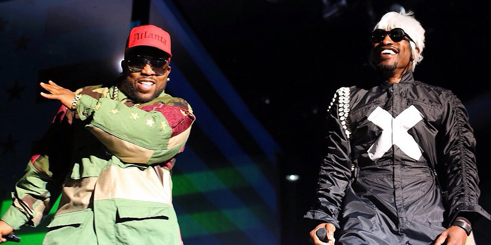 Outkast @ CounterPoint Festival