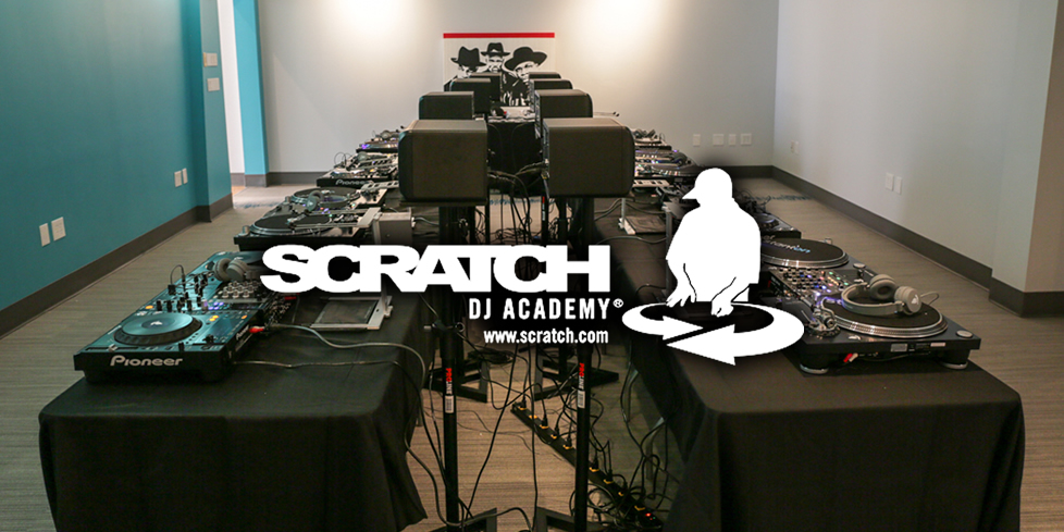 "Scratch DJ Academy ""Scratch Atlanta"""